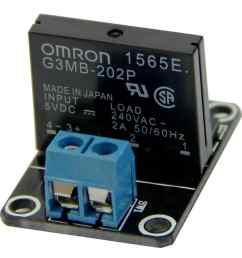 5v 1 channel 240v ac solid state relay [ 1134 x 1134 Pixel ]