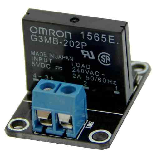 small resolution of 5v 1 channel 240v ac solid state relay