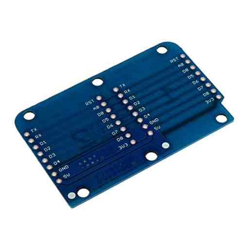 Wemos Dual Base Shield