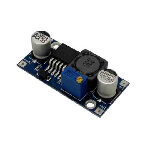 PHI1071815 – XL6009 DC-DC Adjustable Step-Up Power Supply Module 02