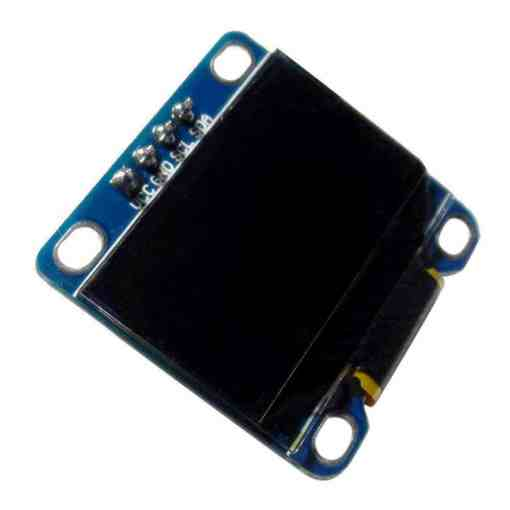 PHI1071982 – 0.96 Inch White OLED Serial Display Module – 128 x 64 02