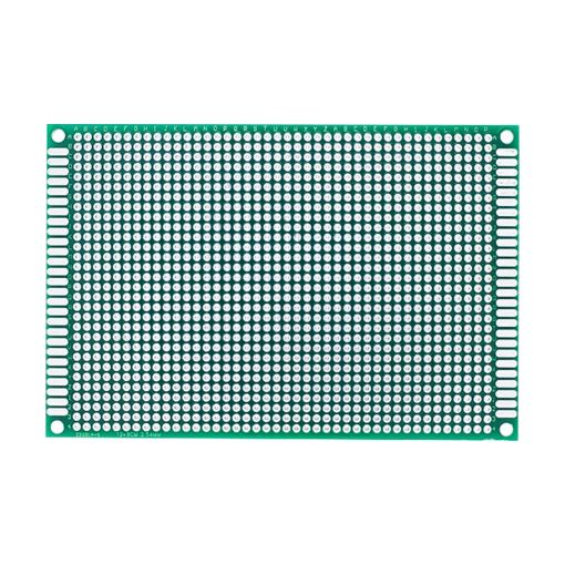 PHI1062105 – 1260 Point Solderable PCB Prototype Breadboard 8cm x 12cm – Pack of 3 02