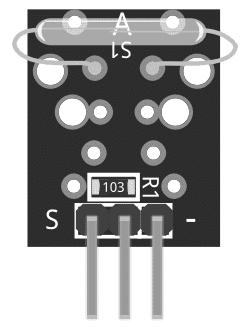 Figure 1: KY-021 Mini Magnetic Reed Module