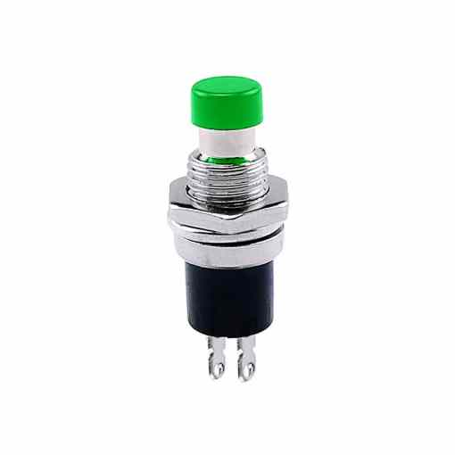 PHI1052139 – Green Push Button Switch PBS-110 – Pack of 5 02