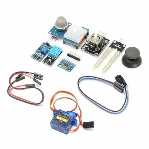 PHI1012179 – Mega 2560 Super Starter Kit – Arduino IDE Compatible 04