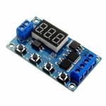 PHI1072206 – 1 Channel Programmable Time Delay Relay Module – XY-J04 04