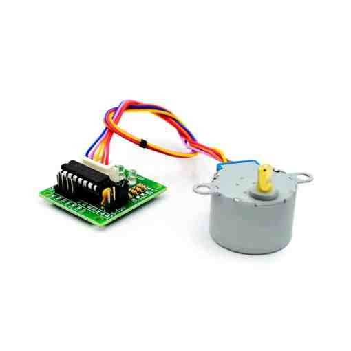 PHI1072185 – 28BYJ-48 5V Stepper Motor with ULN2003 Driver Module 03