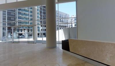 Torre Bellini – Lobby planta baja 3D Model