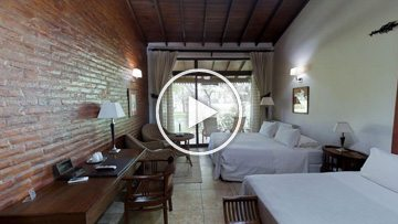 Estancia San Ceferino - Habitación King - Matterport - PhiSigma Interactive