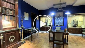 Museo Tte Gral Luis Maria Campos - Matterport - PhiSigma Interactive