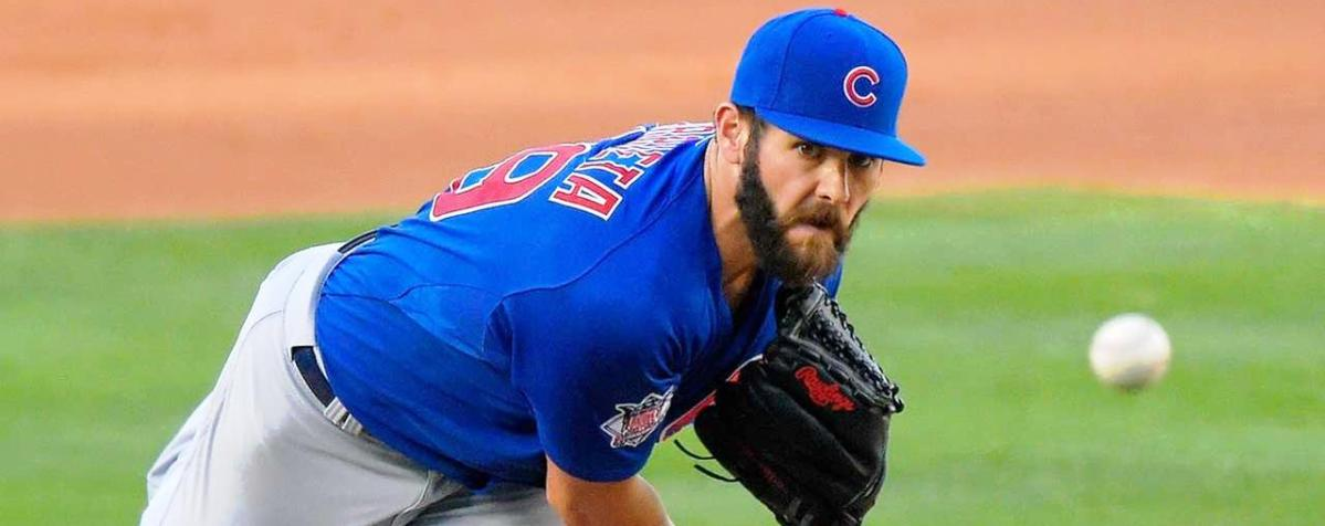 Jake Arrieta - a Move for 2018 and Beyond