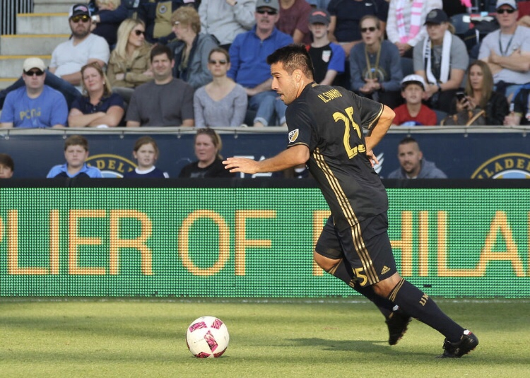 Philadelphia Union Injury Update and Who Will Play at Number 10 Spot