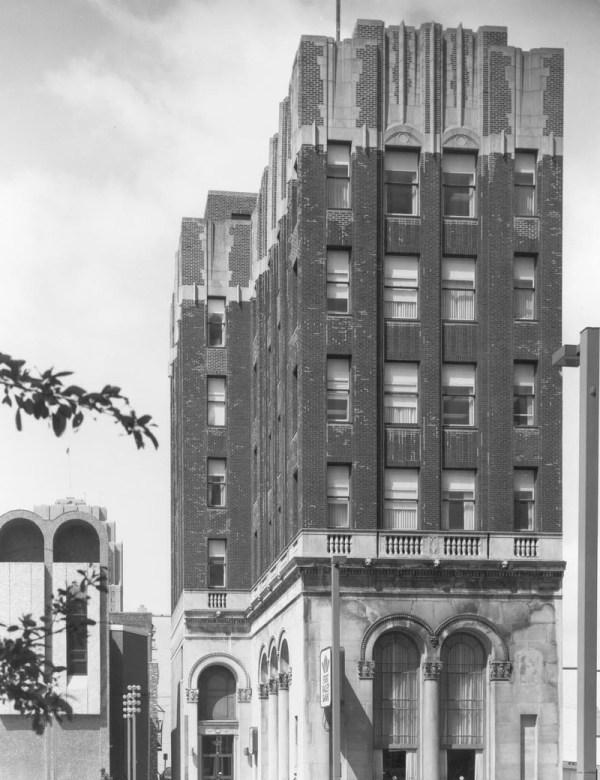Art Deco Style Architecture