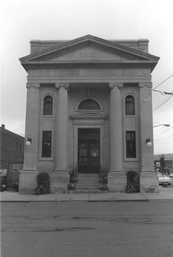 Classical Revival Style 1895 - 1950 Phmc Pennsylvania