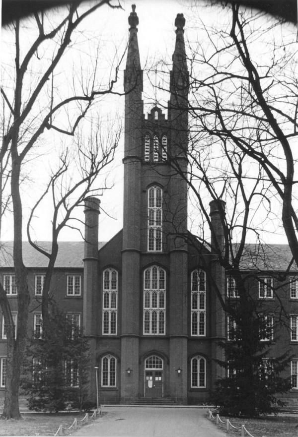 Collegiate Gothic Style 1890 - 1940 Phmc Pennsylvania