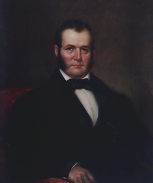 Photograph of Governor William Freame Johnston