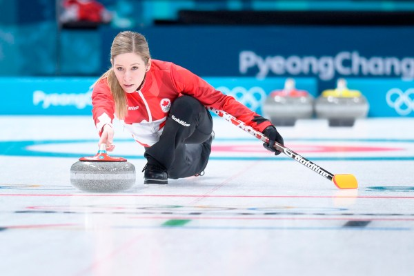 Winter Olympic Sports Curling