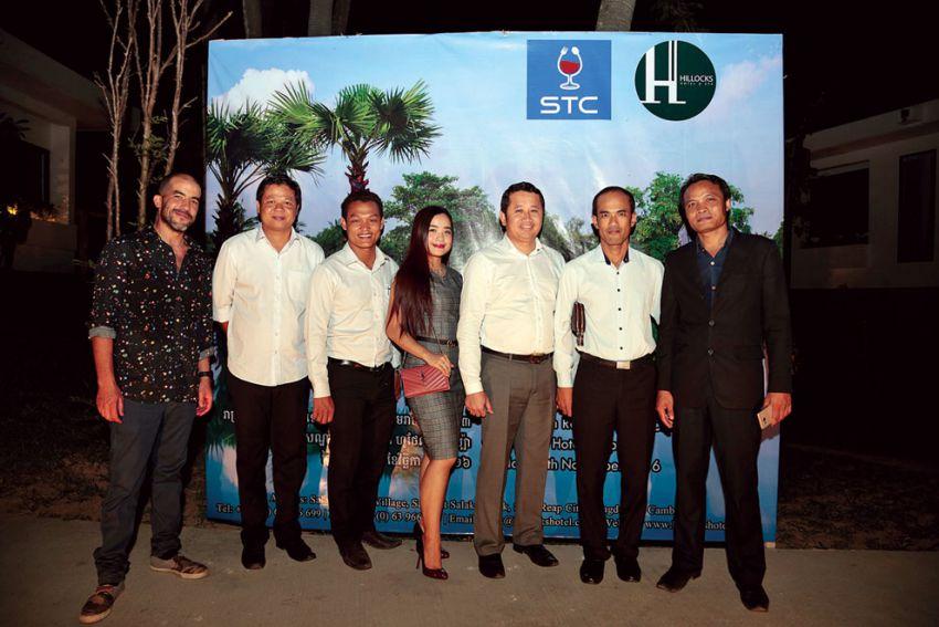 Siem Reap Tourism Club Hosts Event Hillocks Hotel Spa