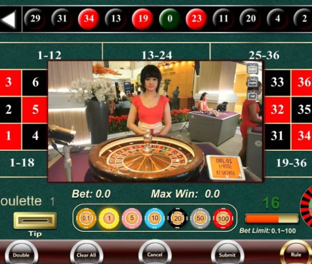 A Screenshot Of Gambling Website Aa Com Which Offers Gamblers A Live Feed Of