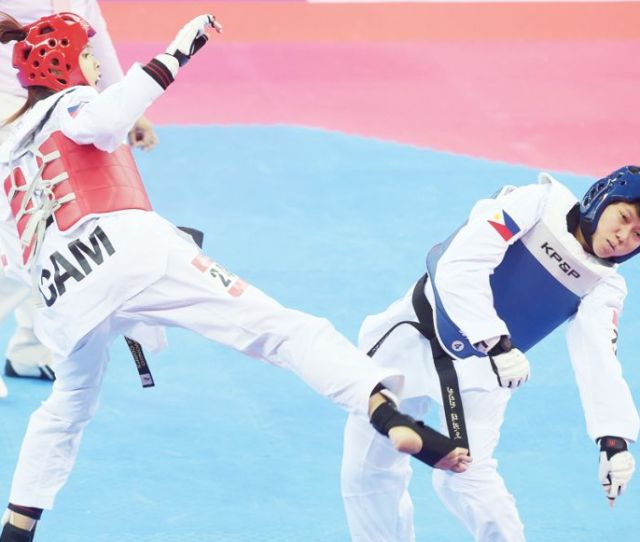Kingdom To Fight For Taekwondo At  Sea Games Phnom Penh Post