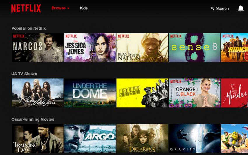 Netflix launch to increase binge watching options