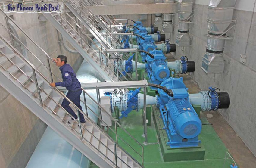 Water firm calm despite cut  Business Phnom Penh Post