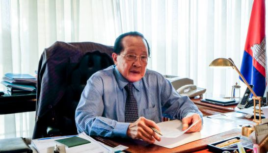 CPP member and Deputy Prime Minister Hor Namhong was appointed vice president of the standing committee of controversial election monitor ICAPP. Facebook