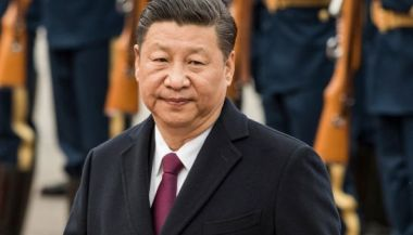 Chinese President Xi Jinping. AFP