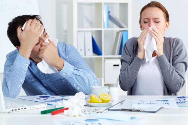 Office Flu Prevention Tips to Stay Health in the Workplace