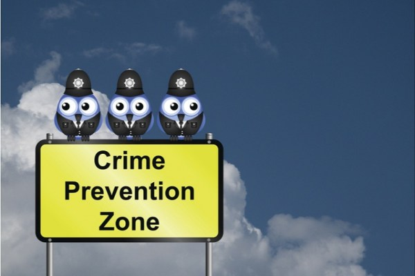 crime prevention tips for business