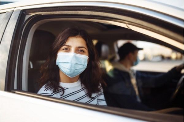 using rideshare during coronavirus