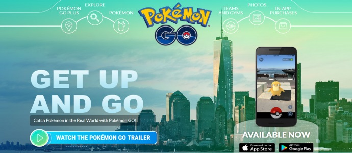 what does pokemon go