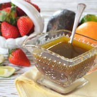 citrus balsamic dressing