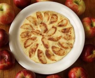German Apple Pancakes