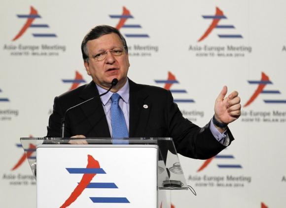 European Commission President Barroso