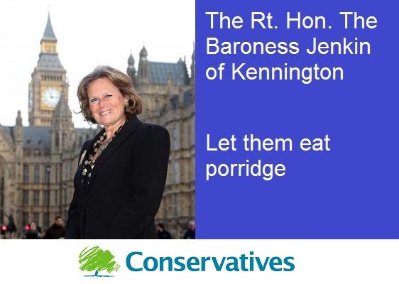The Rt. Hon. The Baronness of Kennington