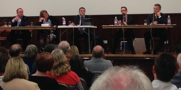 Ellon hustings 17 April 2015