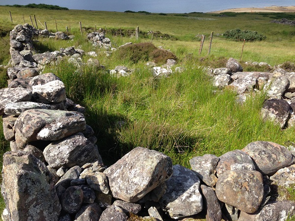 Kildonan Ruin