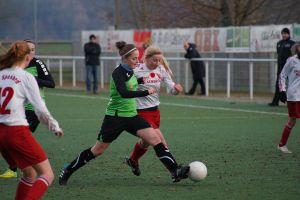 Damen Hinrunde 2014/ 2015