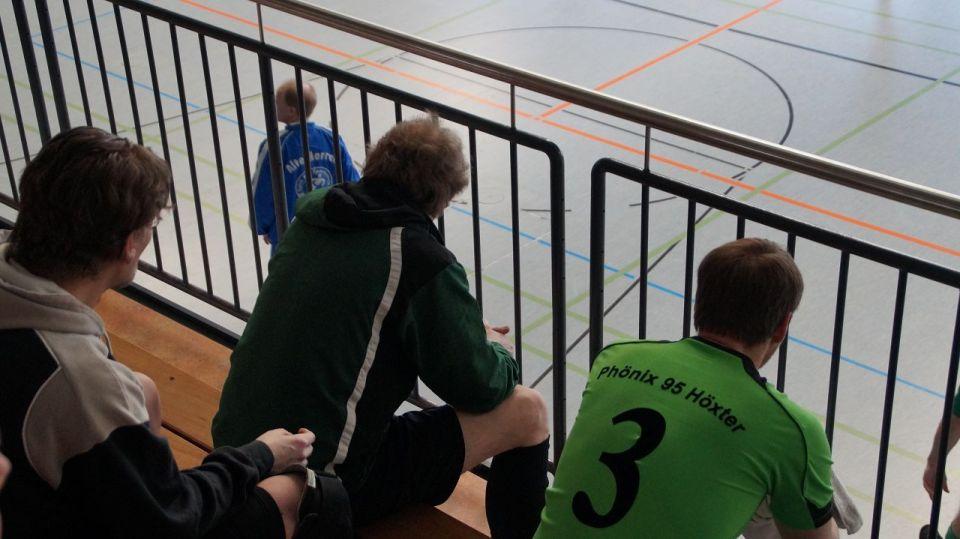 Ü 40 Hallenkreismeisterschaft Steinheim 2014/2015