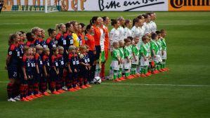 Pokalfinale 2015 in Köln
