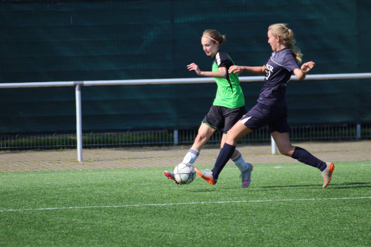 Damen starten in die Bezirksliga Saison