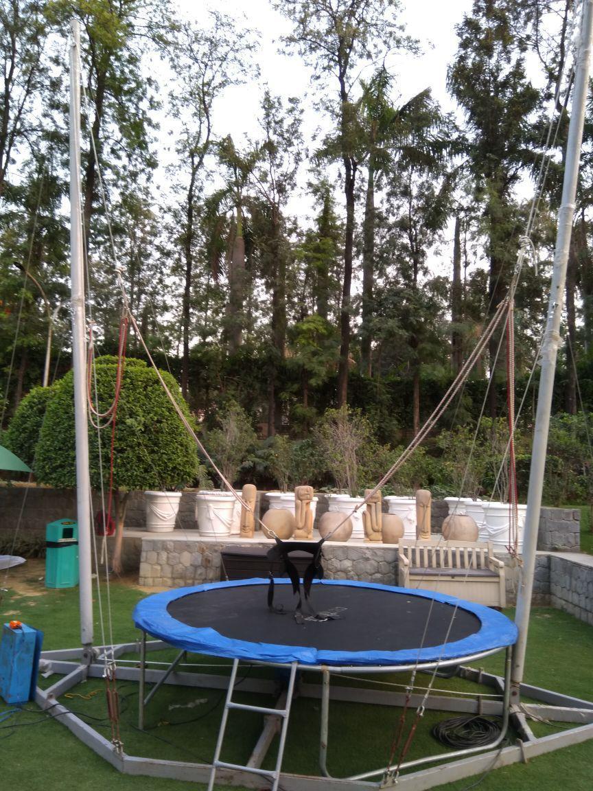 Bungee Trampoline Manufacturer