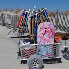 Fishing Chair Second Hand Luxury Portable Beach Chairs Phoenix Buggy Cart