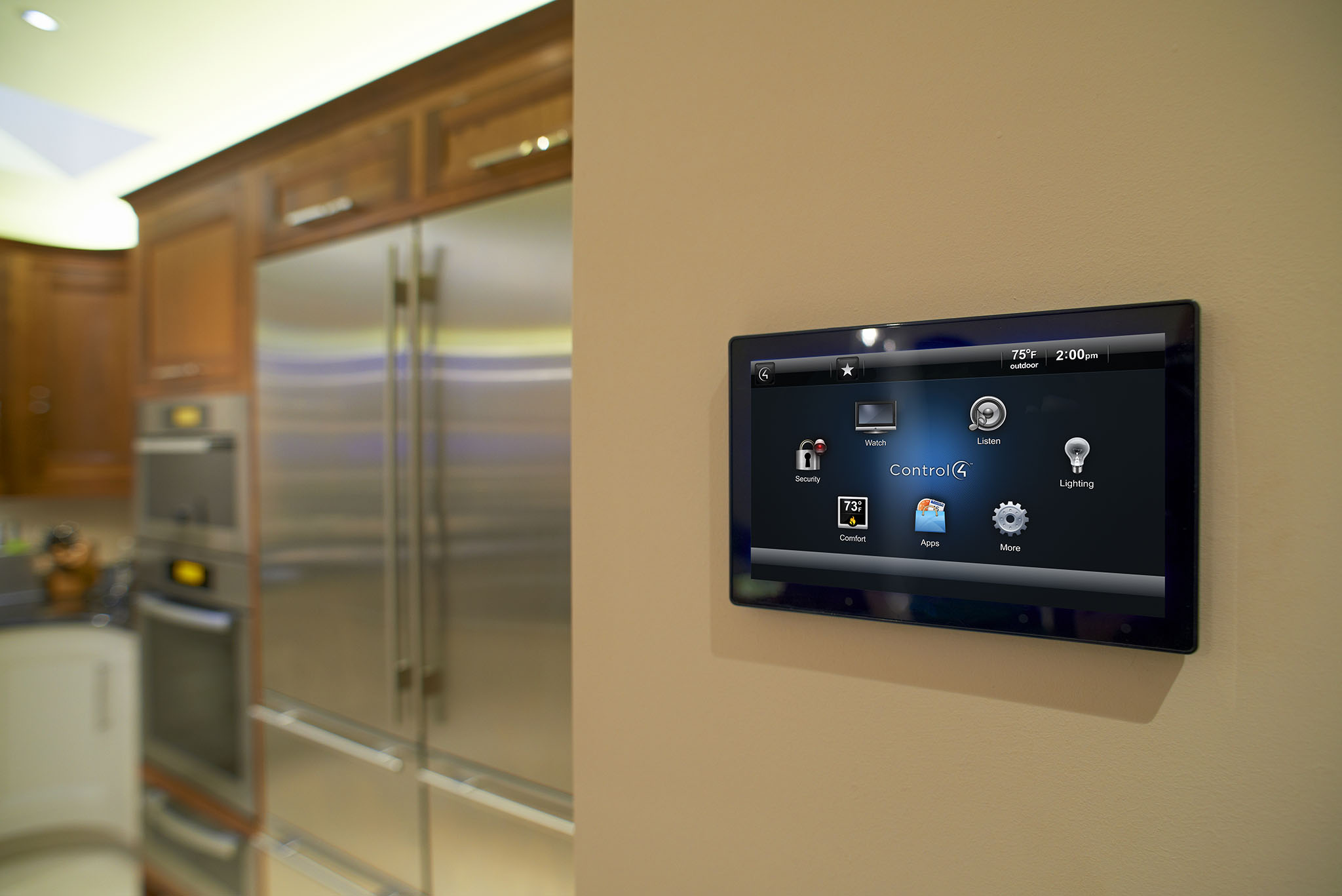 Home Automation Control Your Home With A Single Touch Eieihome