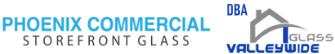 Phoenix Commercial Storefront Glass