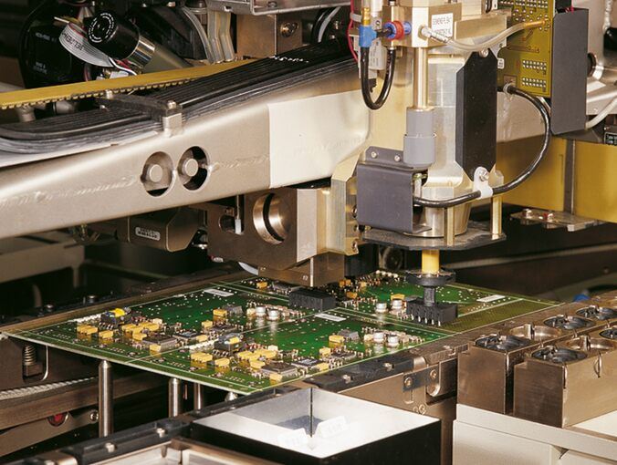 On Printed Circuit Board Manufacturing Machinery Excluding Testing