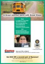 Costco School Ad
