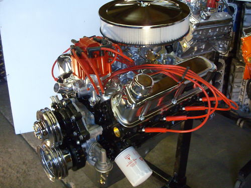 1951 Chevy Truck Wiring Harness Ford 302 321 Hp Crate Engine Turnkey Package