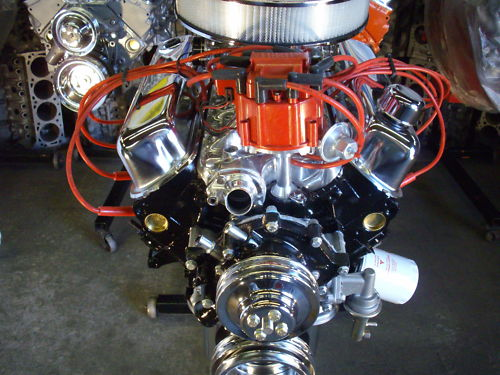 Timing A 351 Ford Engine